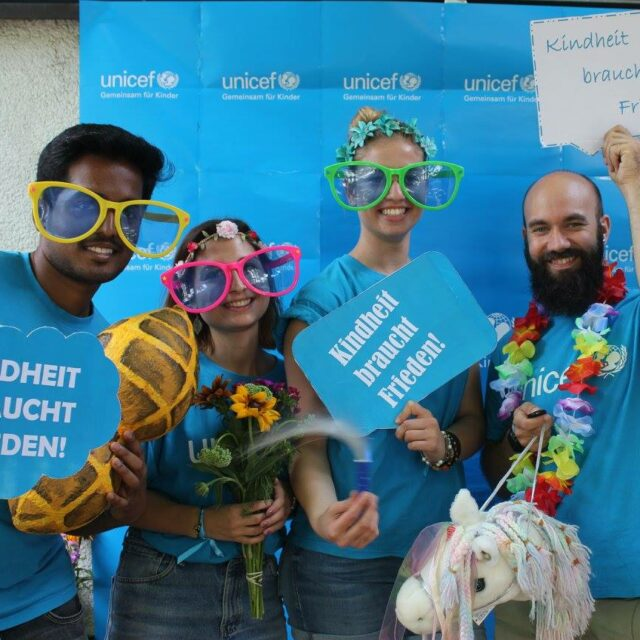 UNICEF Aachen HSG